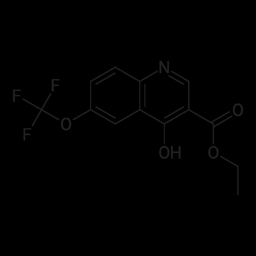 Ethyl 4-hydroxy-6-(trifluoromethoxy)quinoline-3-carboxylate