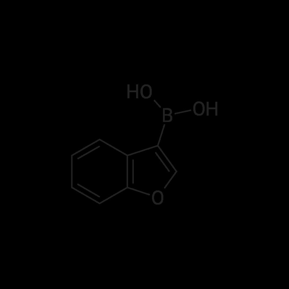 Benzofuran-3-ylboronic acid