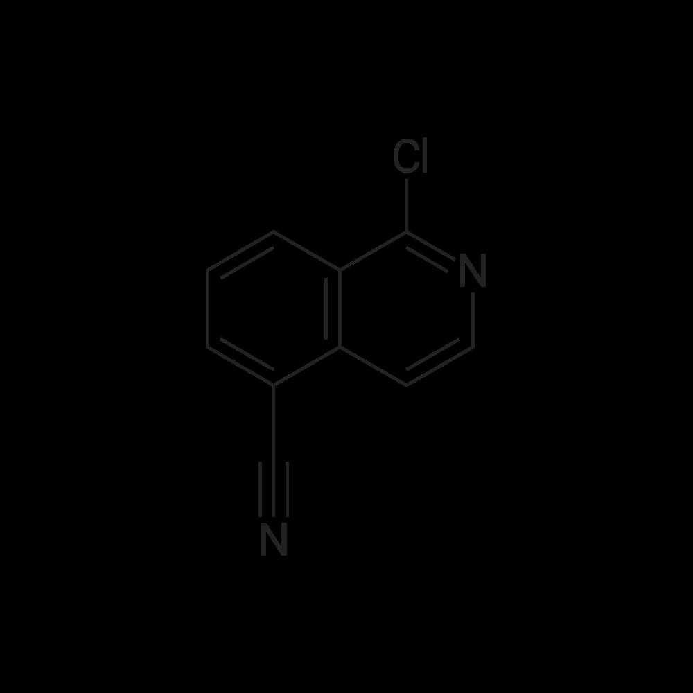 1-Chloroisoquinoline-5-carbonitrile