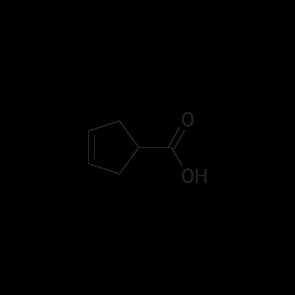 Cyclopent-3-enecarboxylic acid