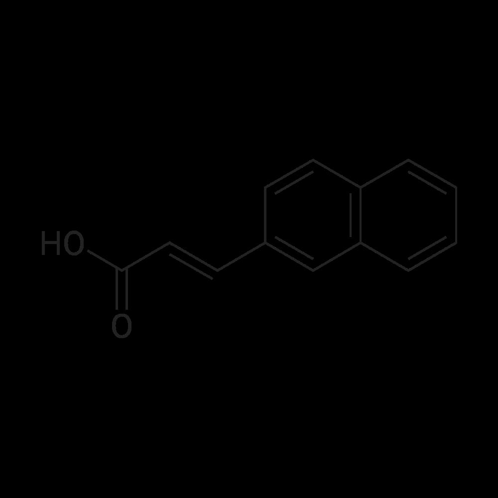 3-(Naphthalen-2-yl)acrylic acid