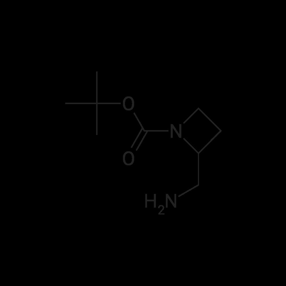 tert-Butyl 2-(aminomethyl)azetidine-1-carboxylate