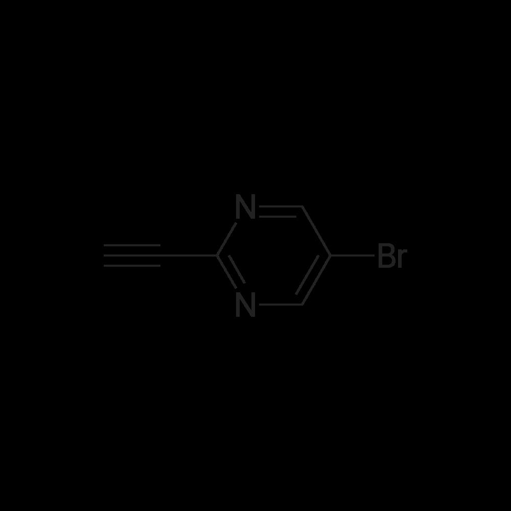 5-Bromo-2-ethynylpyrimidine