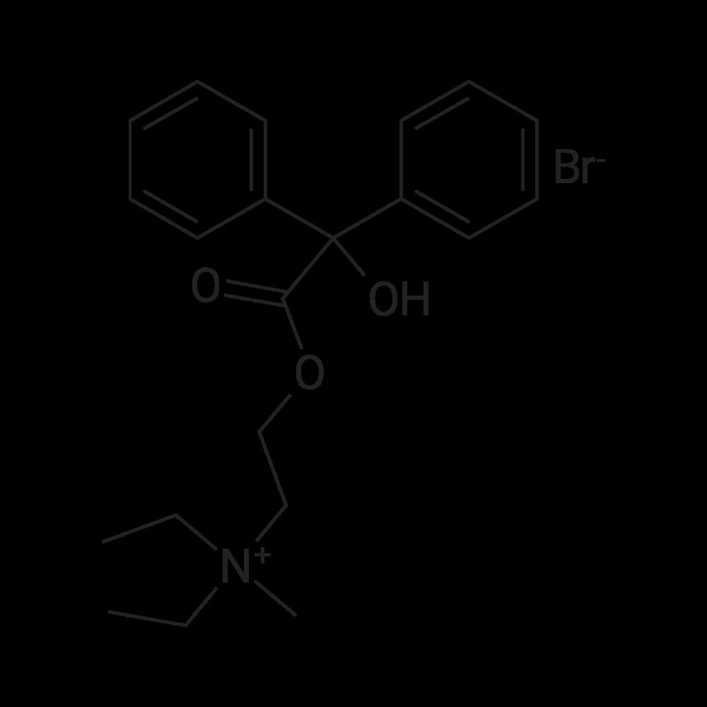 Methylbenactyzium Bromide