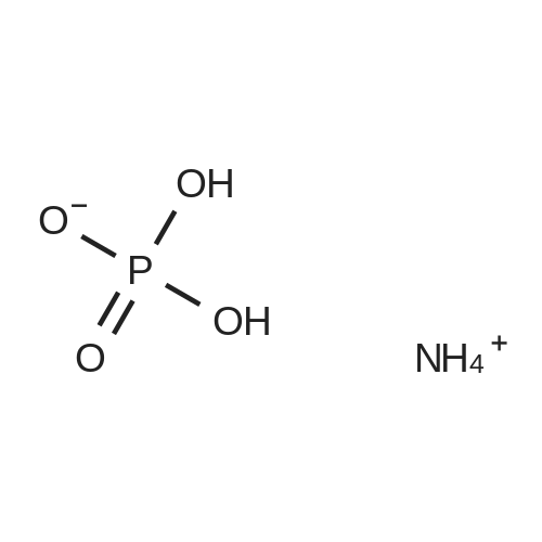 Chemical Structure| 7722-76-1