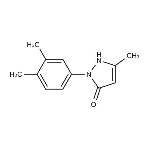 2-(3,4-Dimethylphenyl)-5-methyl-1H-pyrazol-3(2H)-one