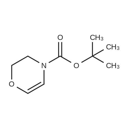 tert-Butyl 2H-1,4-oxazine-4(3H)-carboxylate