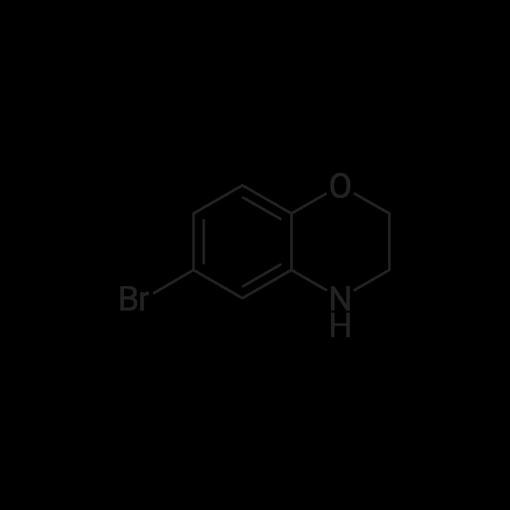 6-Bromo-3,4-dihydro-2H-benzo[b][1,4]oxazine