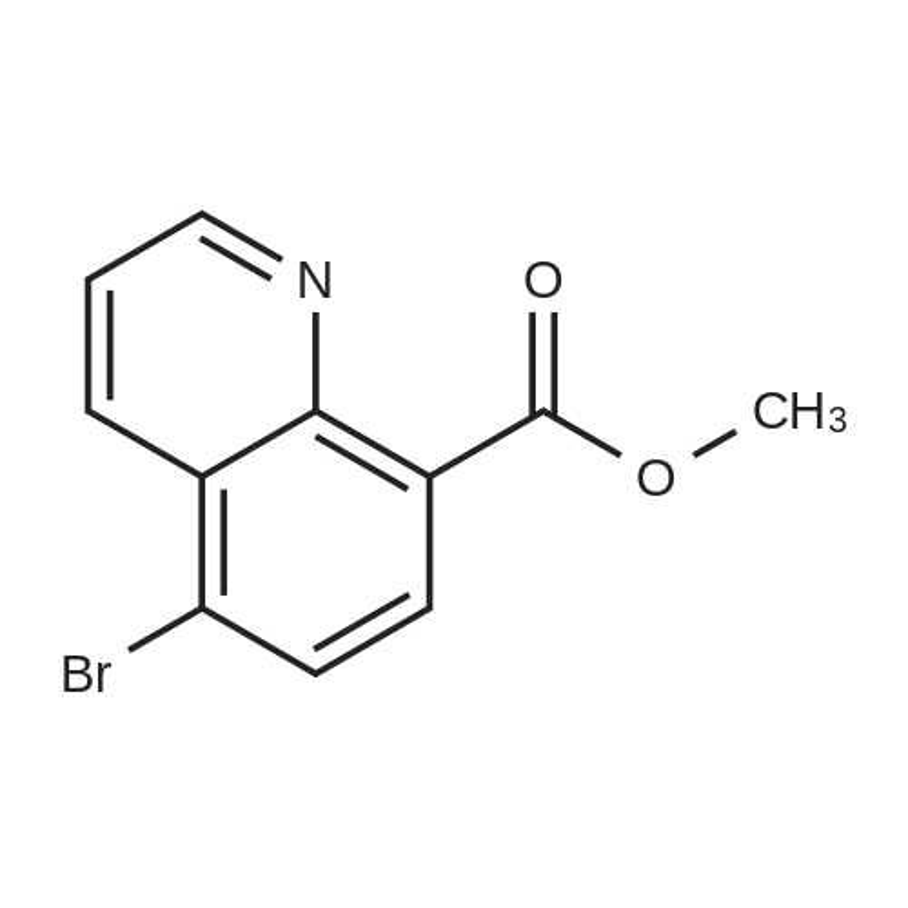 Methyl 5-bromoquinoline-8-carboxylate