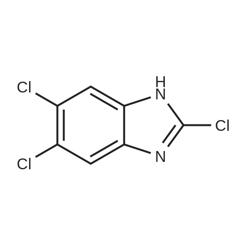 2,5,6-Trichloro-1H-benzo[d]imidazole