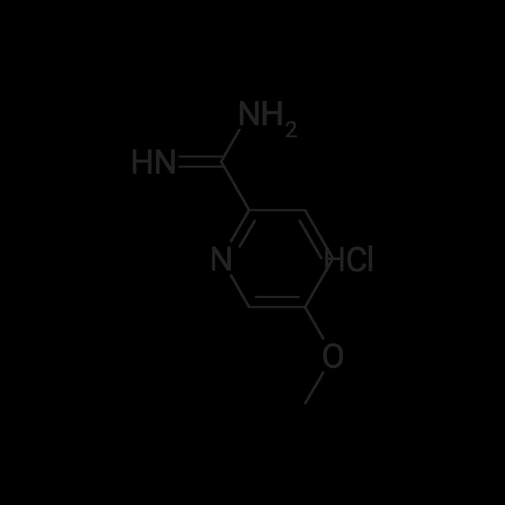 5-Methoxypicolinimidamide hydrochloride