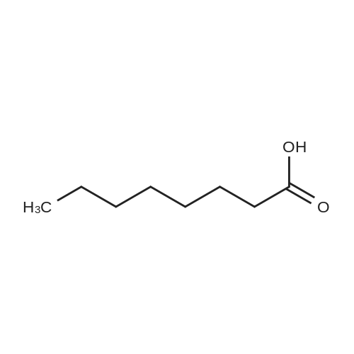 Chemical Structure| 124-07-2