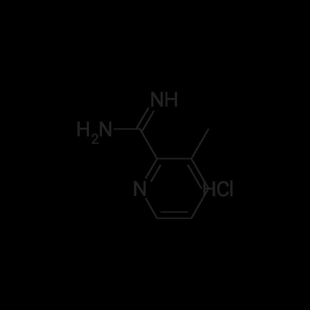 3-Methylpicolinimidamide hydrochloride