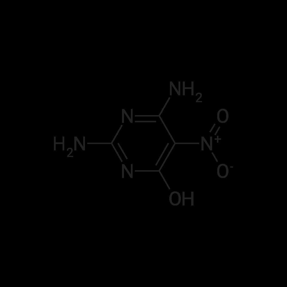 2,6-Diamino-5-nitropyrimidin-4-ol