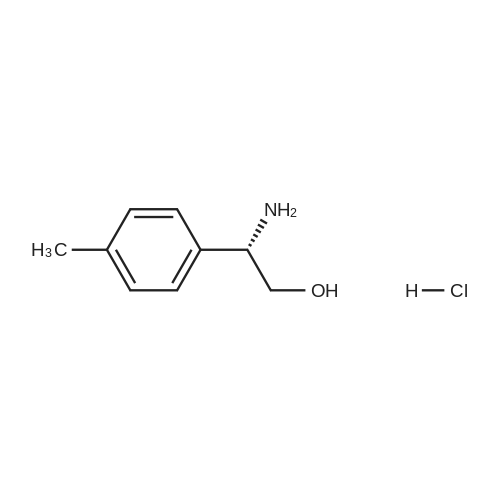 (S)-2-Amino-2-(p-tolyl)ethanol hydrochloride