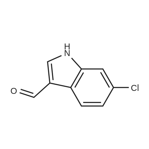 6-Chloro-1H-indole-3-carbaldehyde