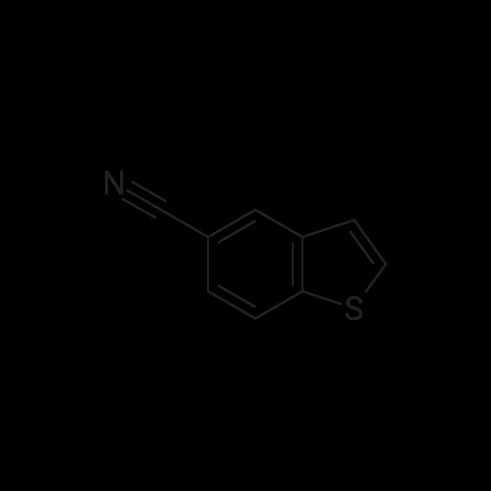 1-Benzothiophene-5-carbonitrile