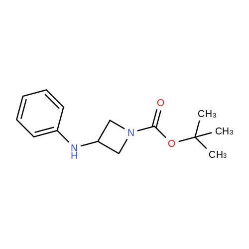 tert-Butyl 3-(phenylamino)azetidine-1-carboxylate