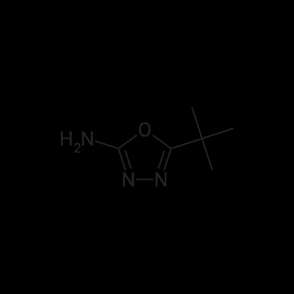 5-(tert-Butyl)-1,3,4-oxadiazol-2-amine