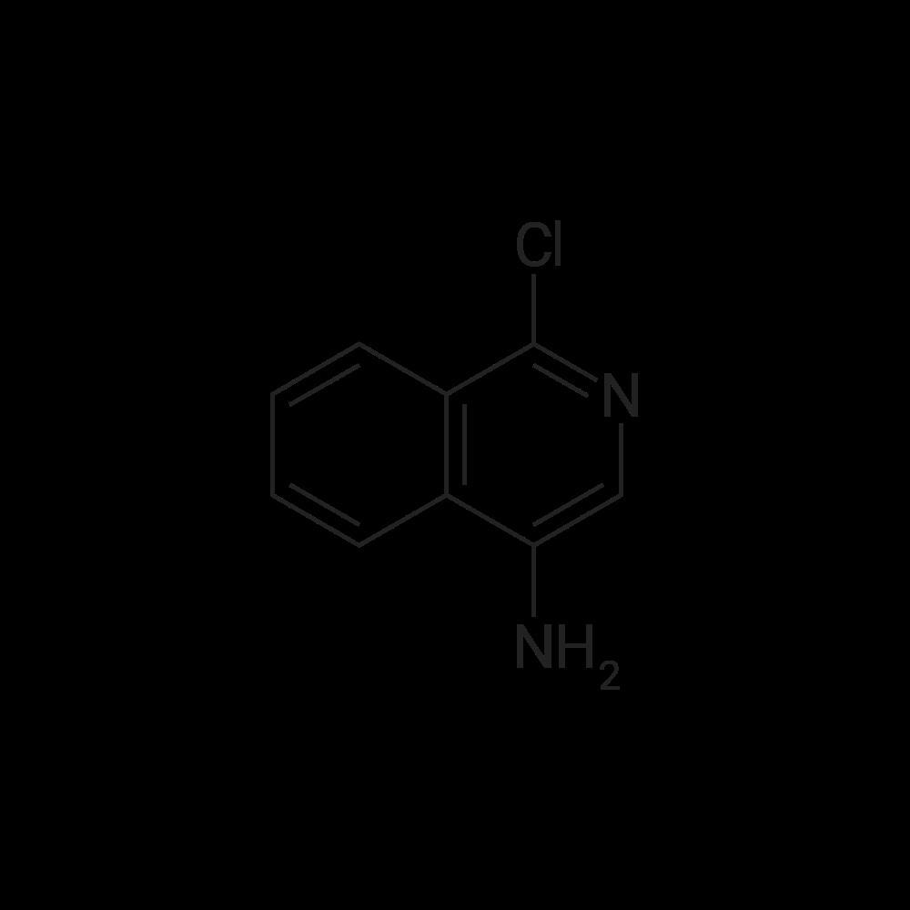 1-Chloroisoquinolin-4-amine