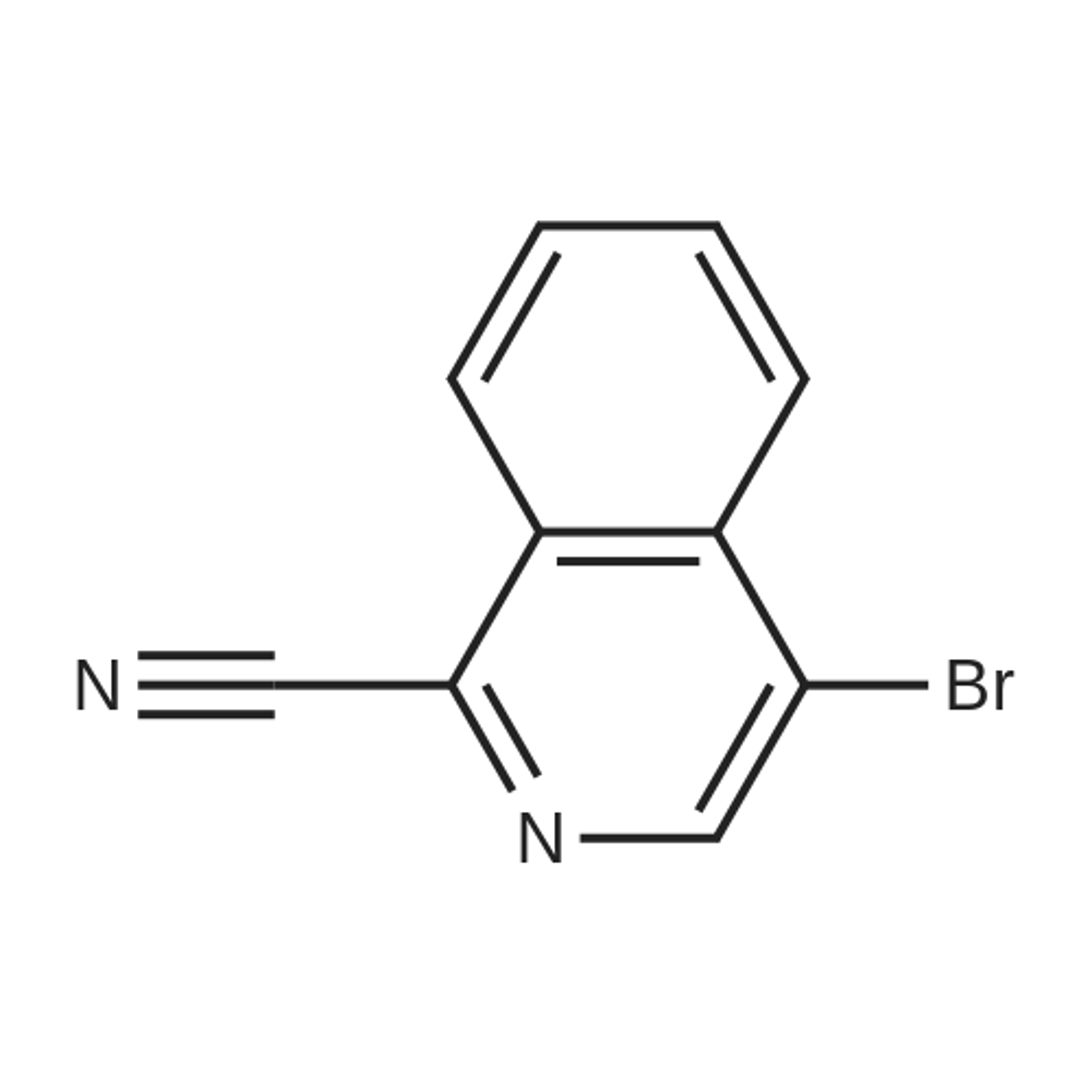 4-Bromoisoquinoline-1-carbonitrile