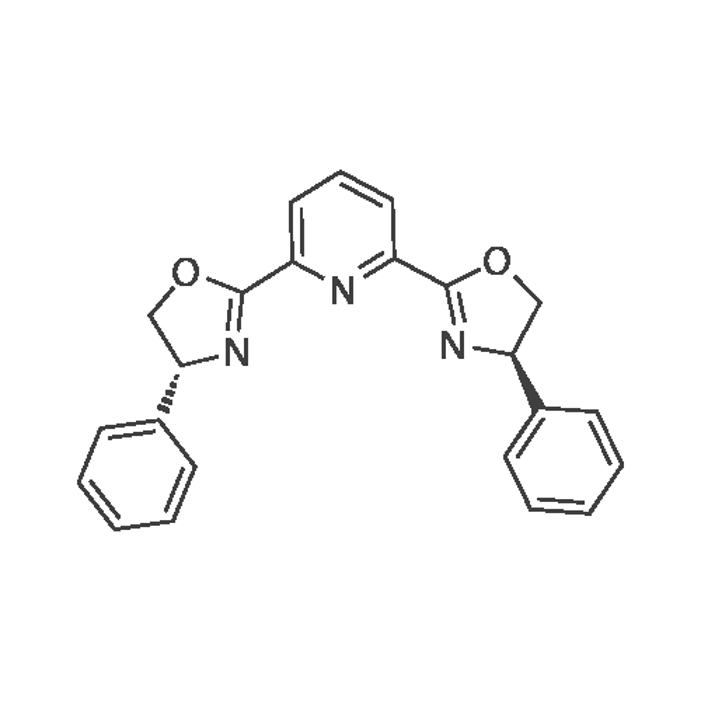 2,6-Bis((R)-4-phenyl-4,5-dihydrooxazol-2-yl)pyridine