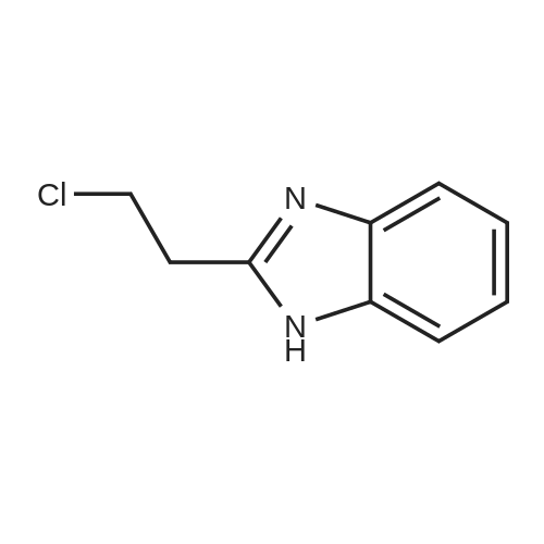 2-(2-Chloroethyl)-1H-benzo[d]imidazole