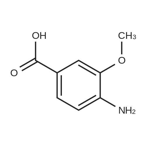 Chemical Structure| 2486-69-3