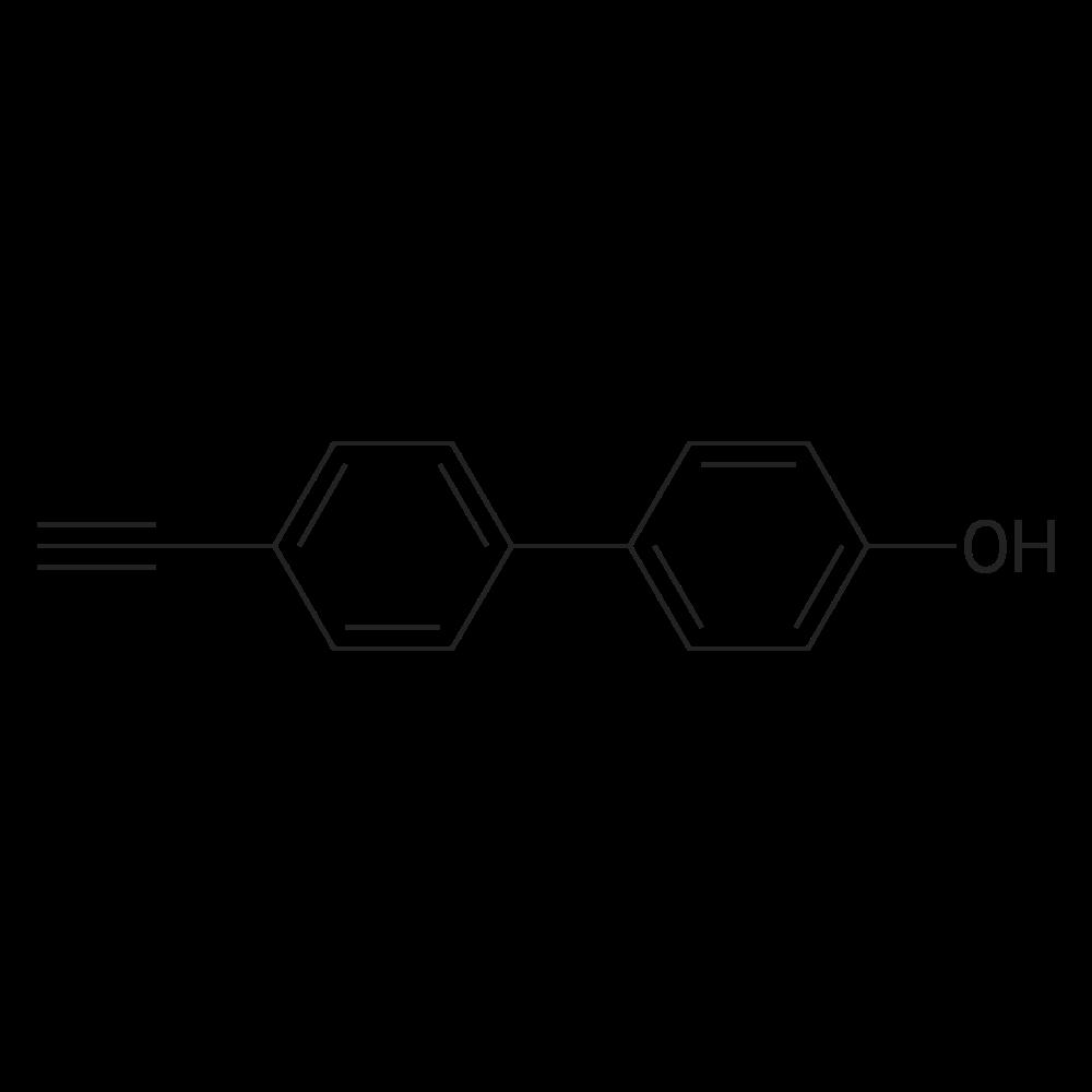 4'-Ethynyl-[1,1'-biphenyl]-4-ol