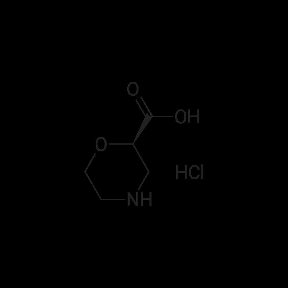 (R)-Morpholine-2-carboxylic acid hydrochloride