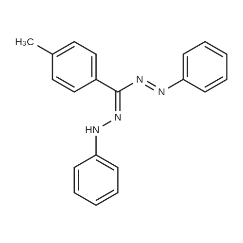1,5-Diphenyl-3-(p-tolyl)formazan
