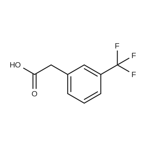 Chemical Structure| 351-35-9