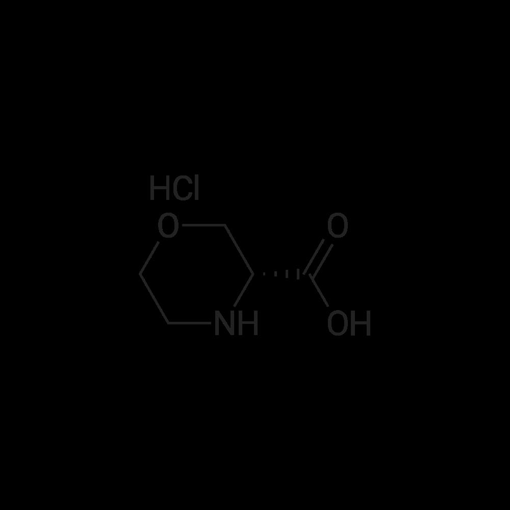 (R)-Morpholine-3-carboxylic acid hydrochloride