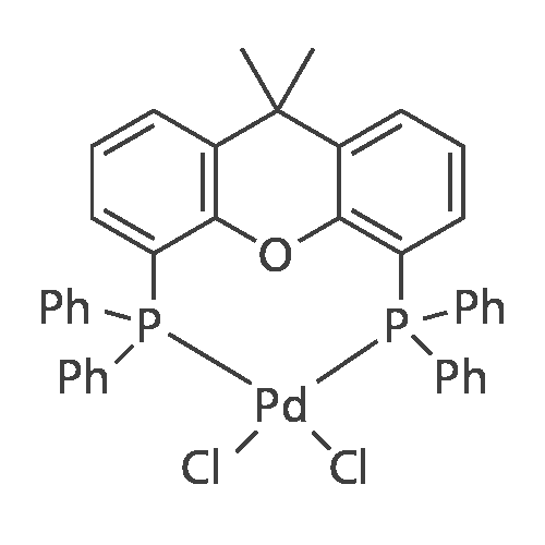 Dichloro[9,9-dimethyl-4,5-bis(diphenylphosphino)xanthene]palladium(II)