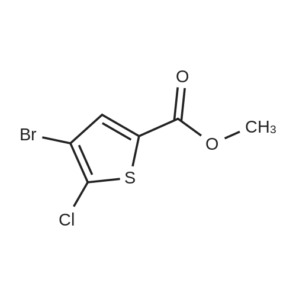 Methyl 4-bromo-5-chlorothiophene-2-carboxylate
