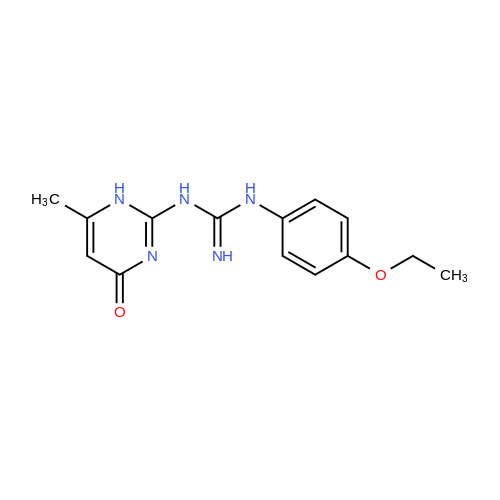 1-(4-Ethoxyphenyl)-3-(6-methyl-4-oxo-1,4-dihydropyrimidin-2-yl)guanidine