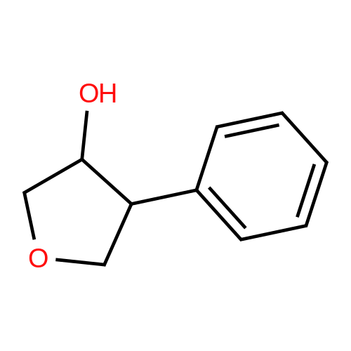 4-Phenyltetrahydrofuran-3-ol
