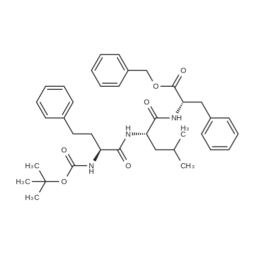 (6S,9S,12S)-Benzyl 12-benzyl-9-isobutyl-2,2-dimethyl-4,7,10-trioxo-6-phenethyl-3-oxa-5,8,11-triazatridecan-13-oate