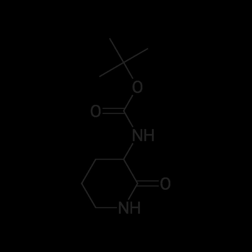 tert-Butyl (2-oxopiperidin-3-yl)carbamate