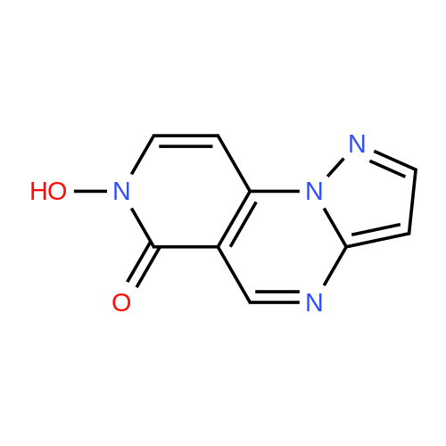 7-Hydroxypyrazolo[1,5-a]pyrido[3,4-e]pyrimidin-6(7H)-one