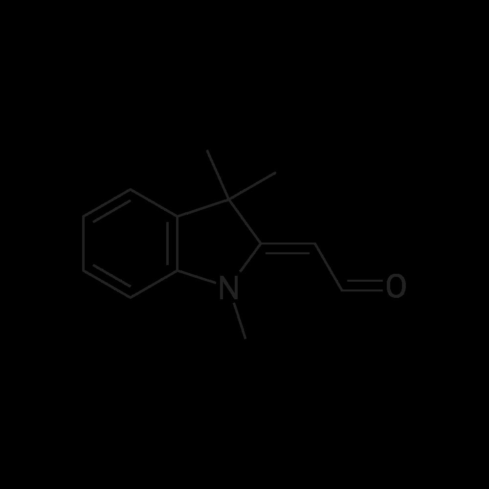 1,3,3-Trimethyl-2-(formylmethylene)indoline
