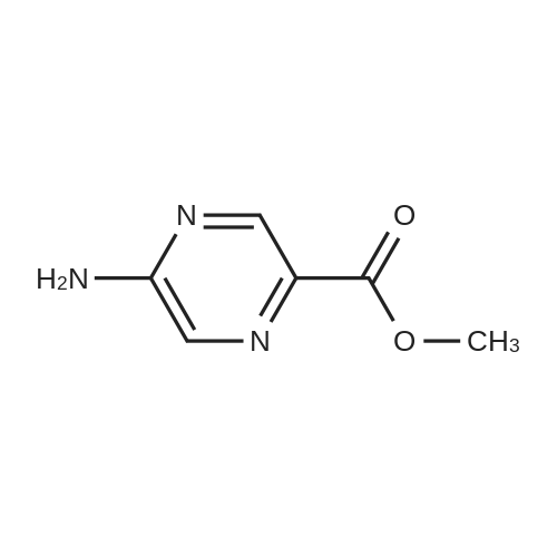 Methyl 5-aminopyrazine-2-carboxylate