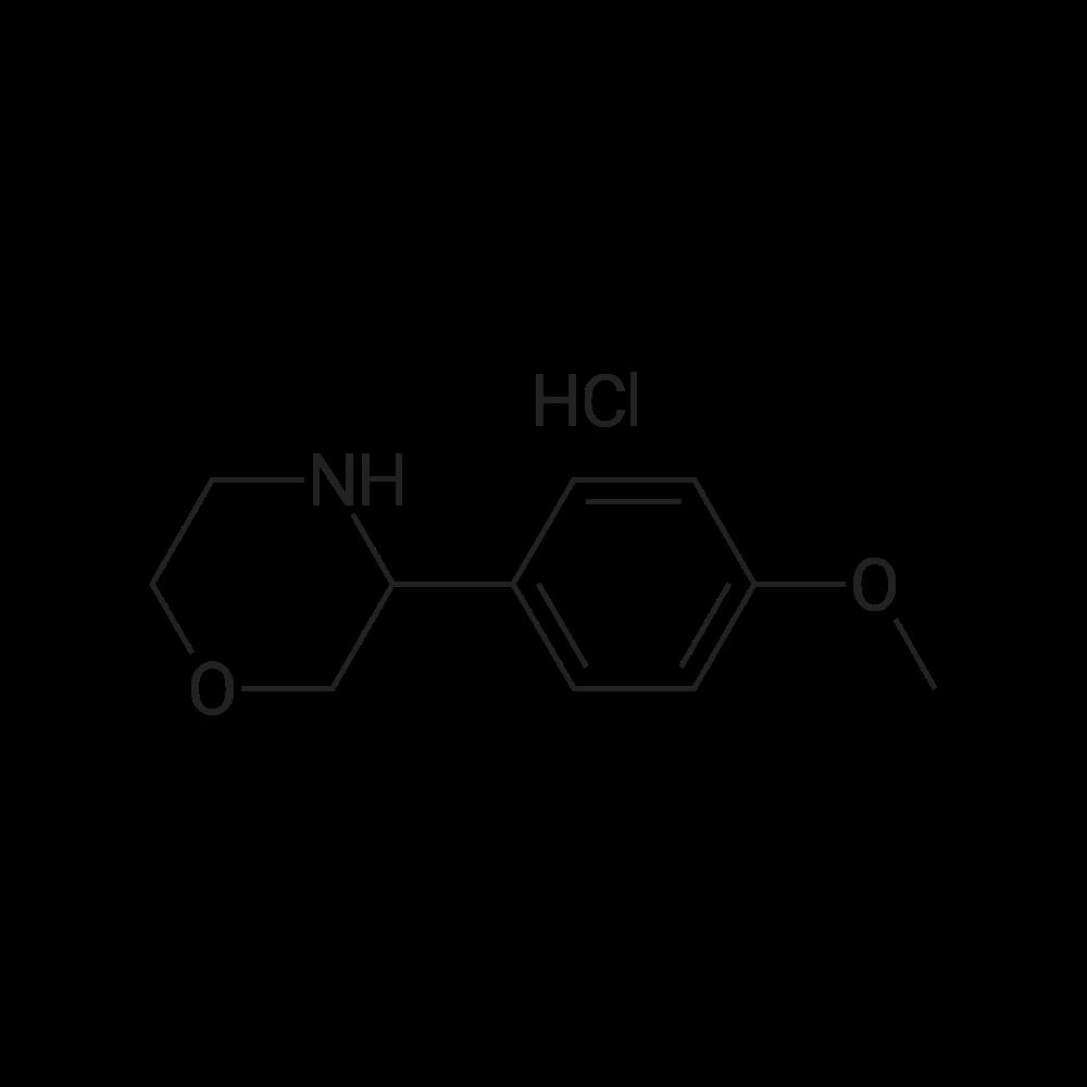 3-(4-Methoxyphenyl)morpholine hydrochloride