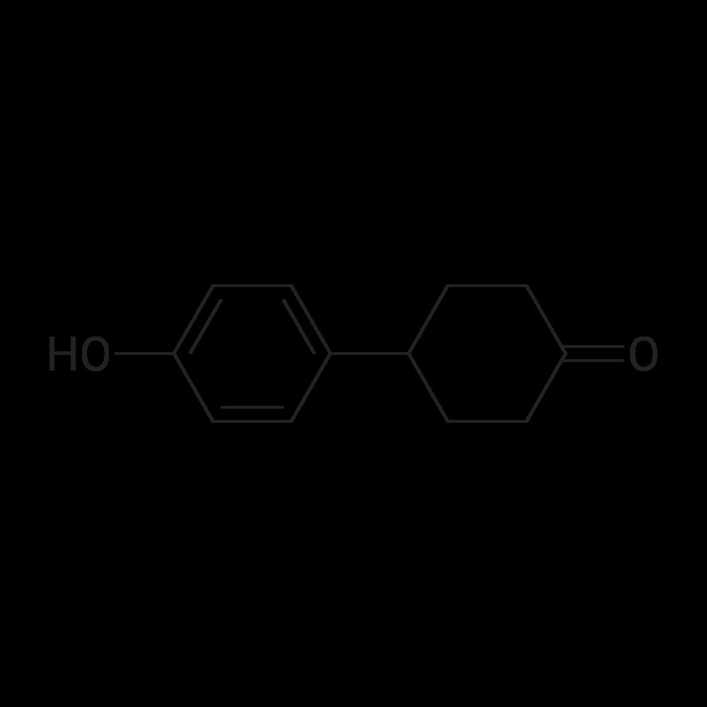 4-(4-Hydroxyphenyl)cyclohexanone