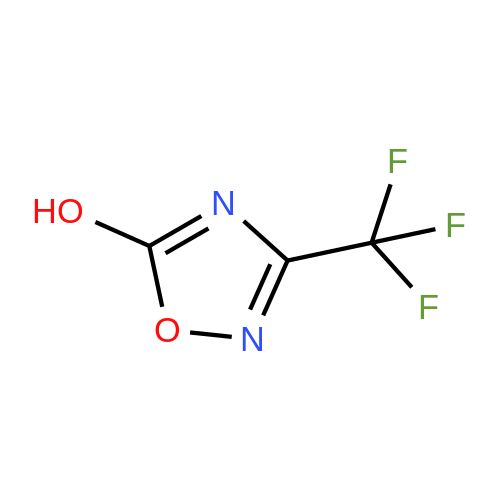 3-(Trifluoromethyl)-1,2,4-oxadiazol-5-ol