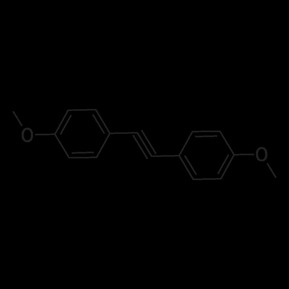 1,2-Bis(4-methoxyphenyl)ethyne