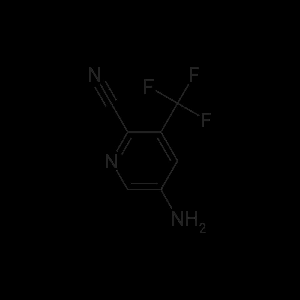 5-Amino-3-(trifluoromethyl)picolinonitrile