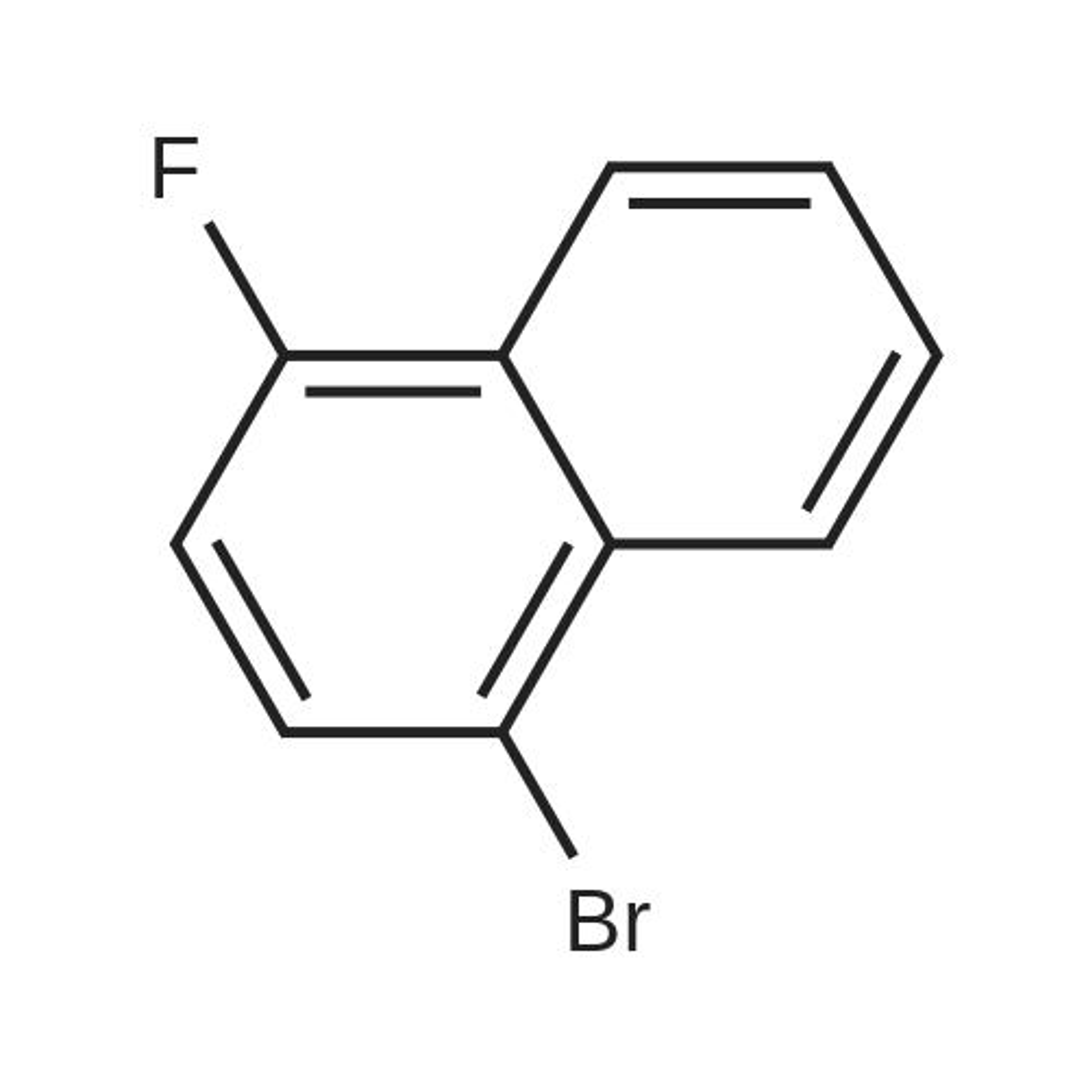 1-Bromo-4-fluoronaphthalene