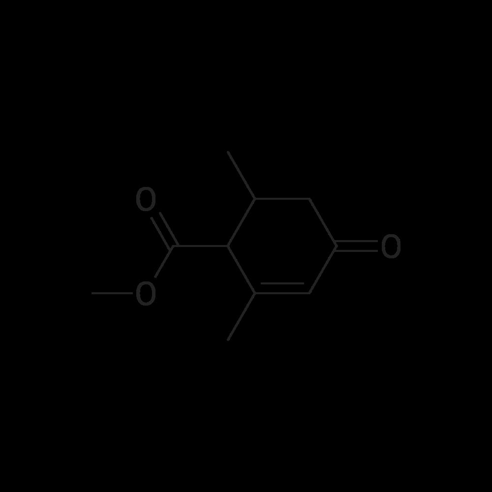 Methyl 2,6-dimethyl-4-oxocyclohex-2-enecarboxylate