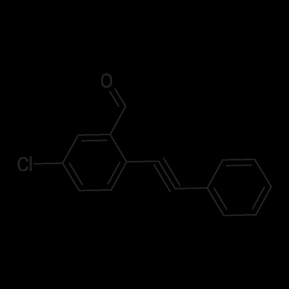 5-Chloro-2-(phenylethynyl)benzaldehyde